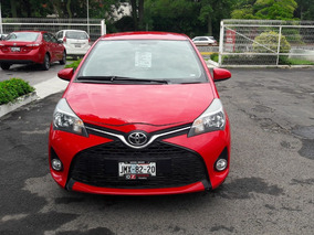 Toyota Yaris Hb Se Aut 2016 Certificado