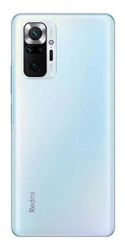 Celular Smartphone Xiaomi Redmi Note 10 Pro Max 128gb Azul - Dual Chip