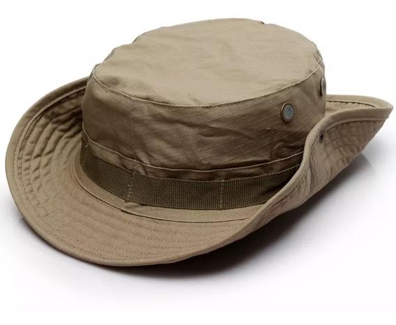 Sombrero Gorra Tactico Militar Airsoft Campismo Boonie Hat