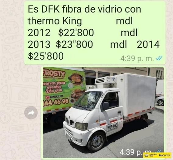 Dfm/dfsk Furgón Fibra Thermo King 1300