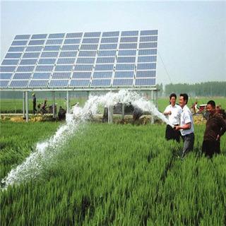 Panel Solar Bomba De Agua Para Pozos Sistema Solar Infinito
