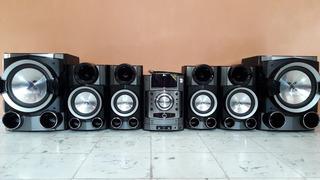 Estereo Lg Modelo Ksm1506 De 6 Bafles Y Amplificador