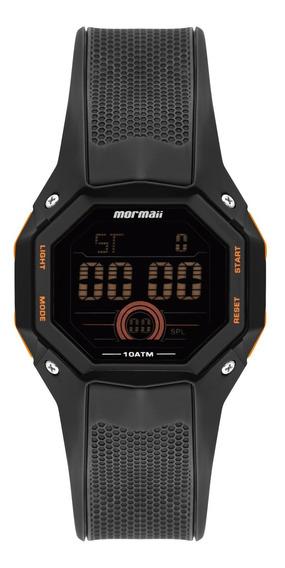 Relógio Mormaii Acqua Masculino Digital Preto Esportivo Surf