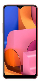 Smartphone Samsung Galaxy A20s 32gb Sm-a207m- Vermelho