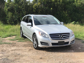 Mercedes Benz Clase R 3.5 350 Mt