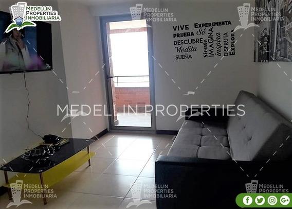 Arrendamientos De Apartamentos Baratos En Medellín Cód. 4972