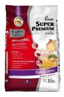 Alimento Balanceado Dr. Cossia Super Premium Adultos X 7 Kg