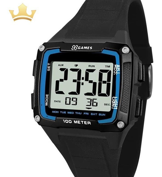 Relógio X-games Masculino Xgppd099 Bxpx C/ Garantia E Nf