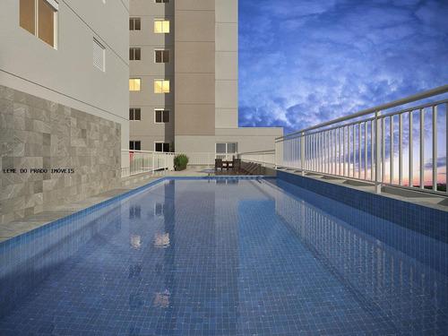 Imagem 1 de 15 de Minha Casa Minha Vida Para Venda Em São Paulo, Cambuci, 2 Dormitórios, 1 Banheiro - Cnx003_2-1101840