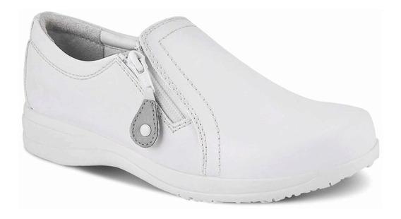 Zapato Dama Enfermera/ Doctora 100 % Piel Ultra Cómodas