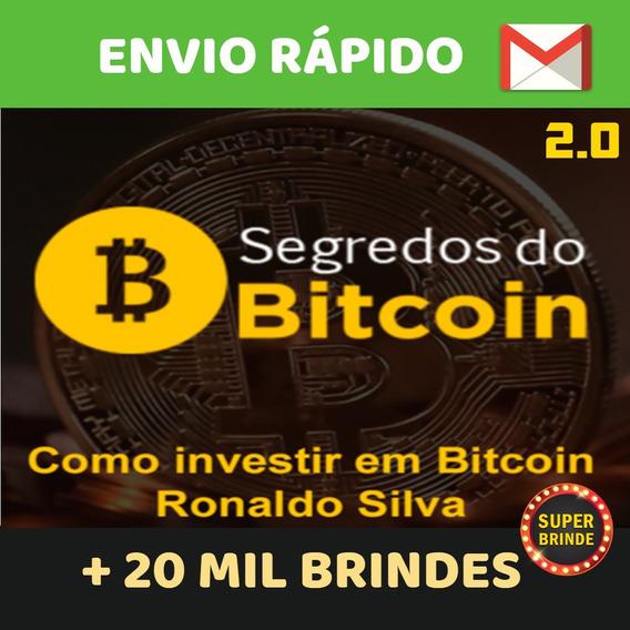 Segredos Bitcoin Ronaldo Silva Cursos Bônus Inteligencia F.