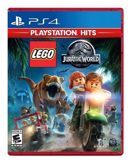 Lego Jurassic World (playstation Hits)