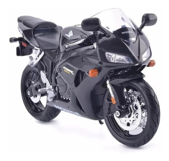 Moto Pista Honda Cbr1000rr Esc.1:12 Maisto Playking