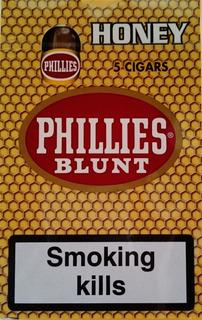 Cigarros Ph. Blunt Honey (3+envío)