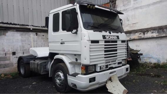 Scania R 112 Hs 4x2 1989 Troco