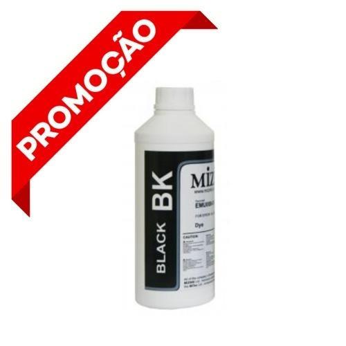 Tinta Mizink P/ Epson - Preta 1 Litros