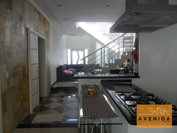 Casa Residencial À Venda, Jardim São José, Paulínia. - Ca0755