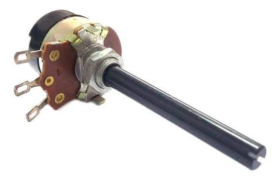 Potenciômetro 470 K Log 506 Constanta Chave Liga Simples