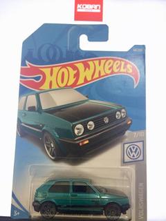 2019 Volkswagen Golf Mk2 Hot Wheels Koban