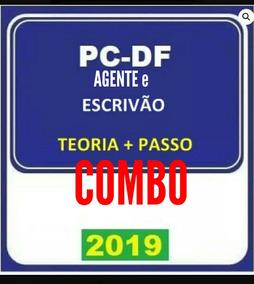 Pc-df Concurso 2019