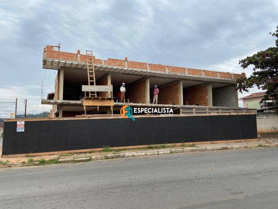 Sala/loja 35m² - Rua Alto Do Tanque Em Frente Supermercado Bh - Santa Luzia Mg - Lo0018