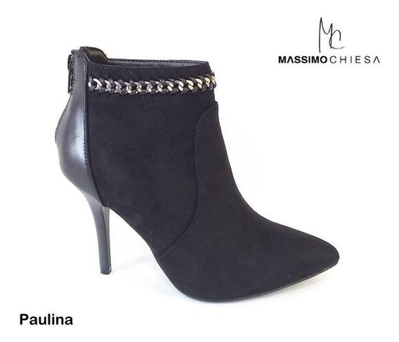 Botas Massimo Chiesa - Paulina