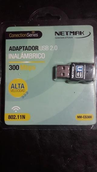 Receptor Wifi 2.0 300 Mbps