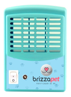 Purificador Ionizador E Ozonizador De Ar, 80m³ - Brizzapet
