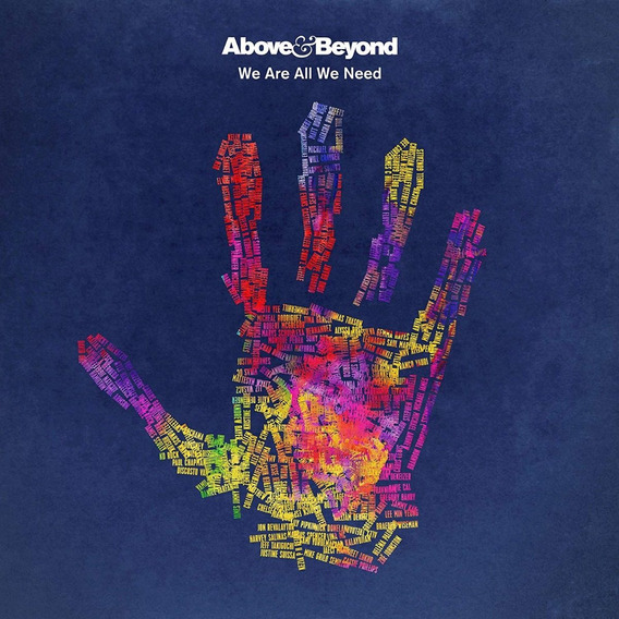 Above & Beyond We Are All We Need Vinilo Doble Nuevo Import