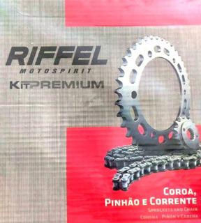 Kit Transmissão Cg 125titan Es/ks - Coroa, Pinhão E Corrente