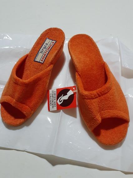 Pantunflas Tipo Sandalias Para Damas