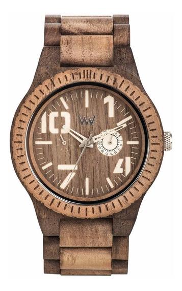 Relógio, Wewood, Oblivio Choco Nut Rough