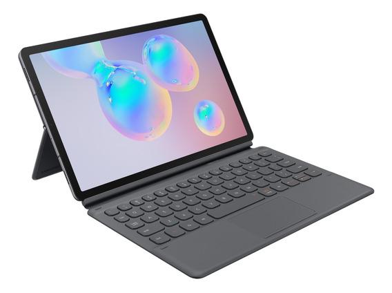 Capa Teclado Original Samsung Para Galaxy Tab S6 T860 T865