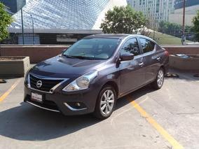 Nissan Versa 4p Advance L4 1 6 Aut