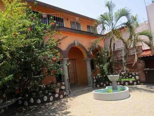 Casa En Lomas Tetela, Cuernavaca Morelos.