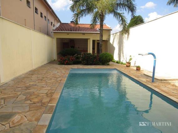 Casa Com 3 Suítes Para Alugar, 340 M² Por R$ 5.600/mês - Dois Córregos - Piracicaba/sp - Ca1478