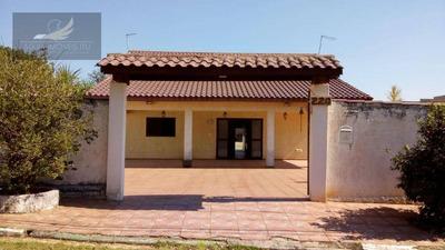 Chácara Para Venda E Locação Com 4 Dormitórios À Venda, 1000 M² Por R$ 750.000 - Santa Inês - Itu/sp - Ch0024