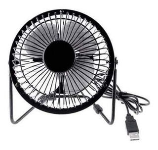 Mini Ventilador Para Notebook Usb Forte Silencioso Portatil