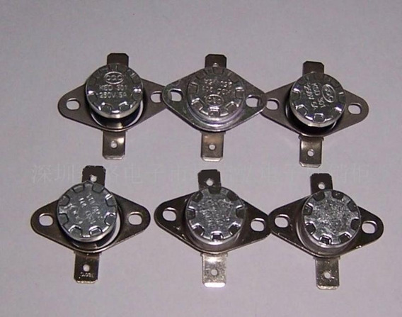Termostato Bimetalico Ksd301 95º 95c 95 Graus