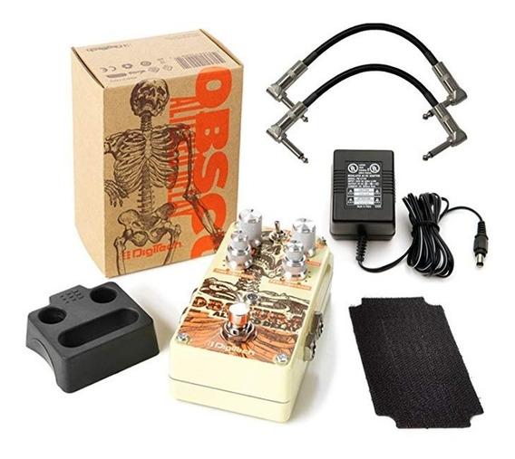 Digitech Obscura Altered Stereo Delay Pedal Con 4 Modes Bund