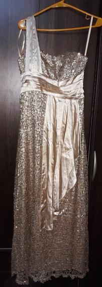 Vestido De Fiesta De Señora