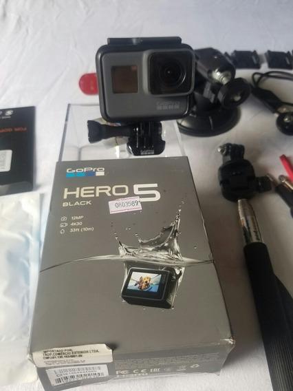 Go Pro Gopro 5 Hero Black C Acessorios Original