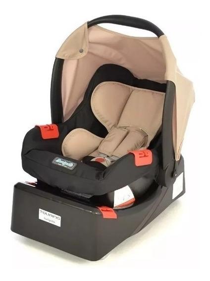 Bebê Conforto Capuccino Touring Evolution Se +base Burigotto