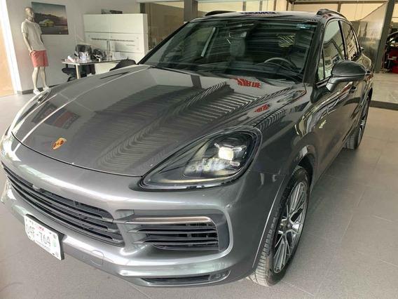 Porsche Cayenne 2019 5p S Hibrido V6/3.0 Aut
