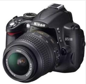 Câmera Nikon D5000 Com Lente E Acessórios