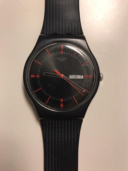 Swatch Relógio Para Homen Perfeito Estado