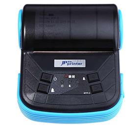 Mini Impressora Portátil 80mm Bluetooth Comercio E Apostas