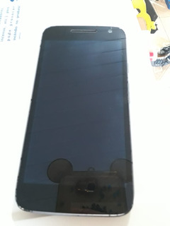 Moto G4 Play Com Caixa Carregador Fone 1 Bateria Original