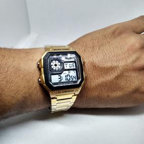 Relógio Skmei 1335 Importado Estilo Retrô Não Descasca Top