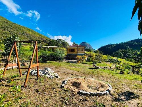 Casa À Venda, 135 M² Por R$ 650.000,00 - Vieira - Teresópolis/rj - Ca0885
